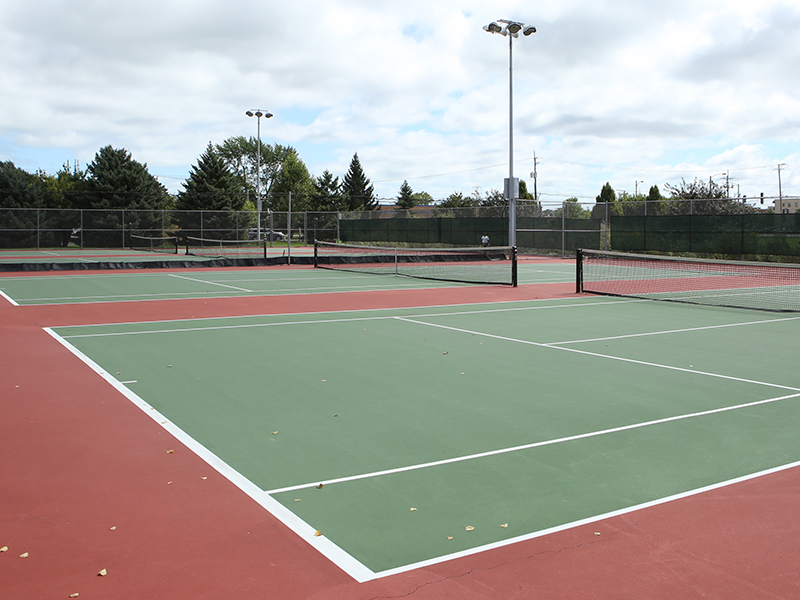Skokie Park Tennis Center