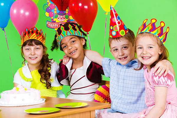 Fun Birthday Parties