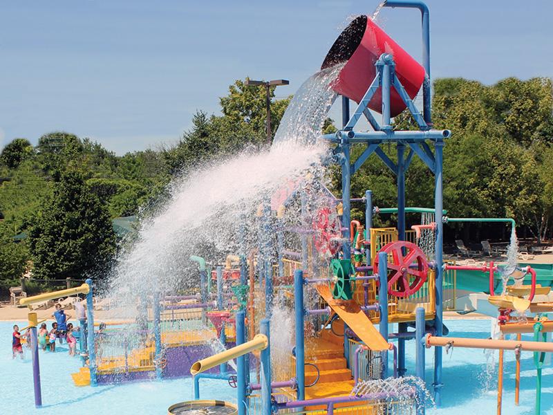 Skokie Water Playground Skokie Park District